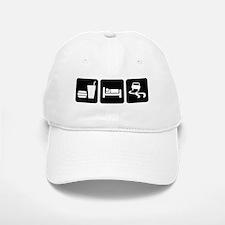 Eat Sleep Drift Baseball Baseball Cap