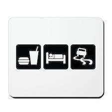 Eat Sleep Drift Mousepad