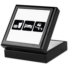 Eat Sleep Drift Keepsake Box