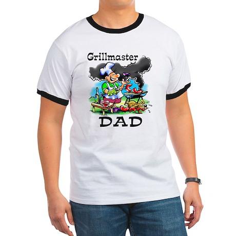 Grillmaster Dad Ringer T
