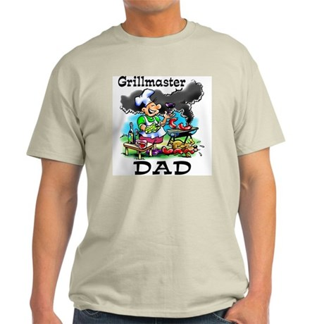 Grillmaster Dad Light T-Shirt