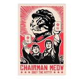 Chairman meow Postcards