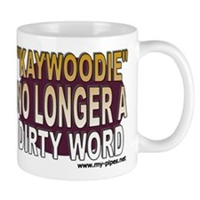 Kaywoodie - No longer a dirty Small Mug