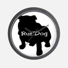 RuffDog Wall Clock