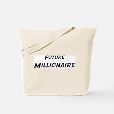 Future Millionaire Tote Bag