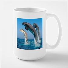 Swimming Cat Mug