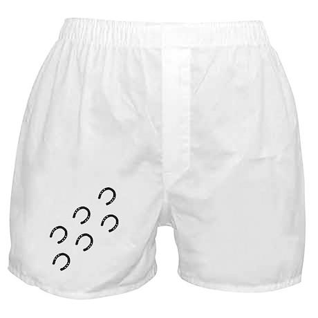 Horse Tracks Boxer Shorts