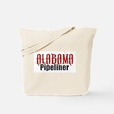 Alabama Pipeliner 3 Tote Bag