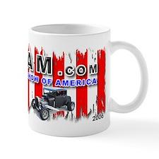 CCSAM.com Patriotic Mug