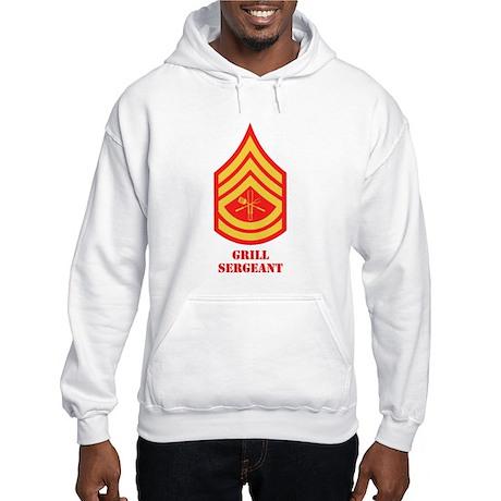 Grill Sgt. Hooded Sweatshirt
