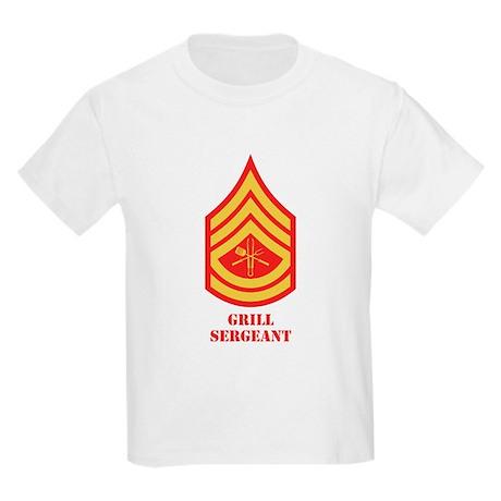 Grill Sgt. Kids Light T-Shirt