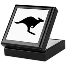 Kangaroo Keepsake Box