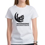 Moonsong Malamute Rescue Women's T-Shirt