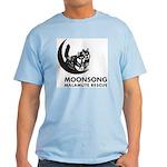 Moonsong Malamute Rescue Light T-Shirt
