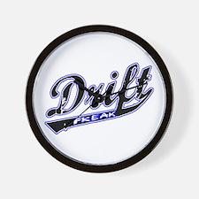 Drift Freak Wall Clock