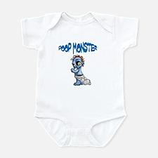 Poop Monster Infant Bodysuit
