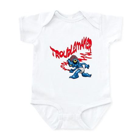 Trouble Maker Infant Bodysuit