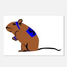 Mouse - Gerbil Postcards (Package of 8)