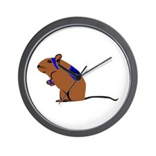 Mouse - Gerbil Wall Clock