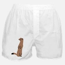 Ermine - Weasel Boxer Shorts