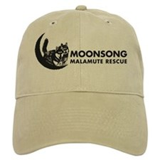 Moonsong Malamute Rescue Baseball Cap