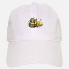 Leaf Me Be Baseball Baseball Cap
