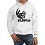 Moonsong Malamute Rescue Hooded Sweatshirt