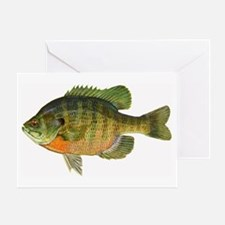 Bluegill Bob Greeting Card