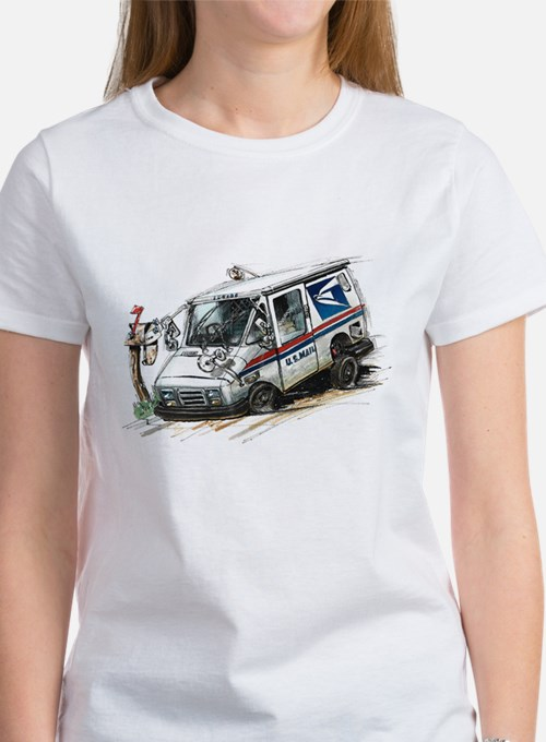 AAHHH - The Mail's In Women's T-Shirt
