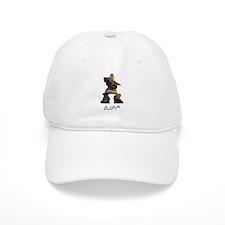Inukshuk Baseball Baseball Cap