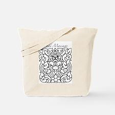 "Thai Massage ""Rama"" Design Tote Bag"