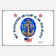 Navy Daughter-In-Law Banner