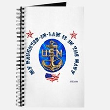 Navy Daughter-In-Law Journal