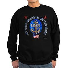 Navy Son-In-Law Sweatshirt