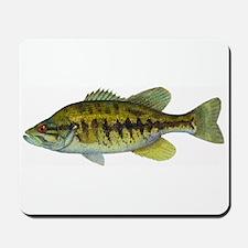 Smallmouth Bass Mousepad