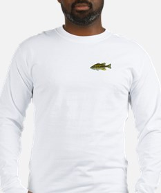 Smallmouth Bass Long Sleeve T-Shirt