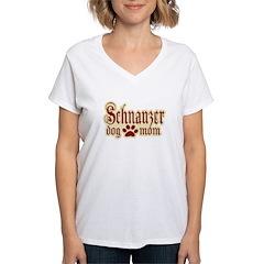 Schnauzer Mom Shirt