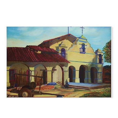San Antonio De Padua Postcards (Package of 8)