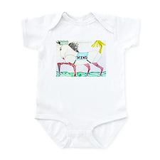 Napa Vineyards Infant Bodysuit