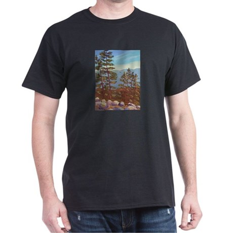 Lake Tahoe Country Dark T-Shirt