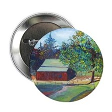 "Country Barn 2.25"" Button (100 pack)"