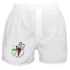 GOLF GRANDPA Boxer Shorts