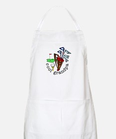 GOLF GRANDPA BBQ Apron