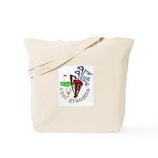 GOLF GRANDMA Tote Bag