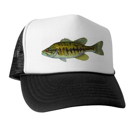 Smallmouth Bass Trucker Hat