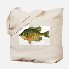 Bluegill Bob Tote Bag