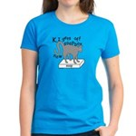 Soapbox Kat Women's Dark T-Shirt