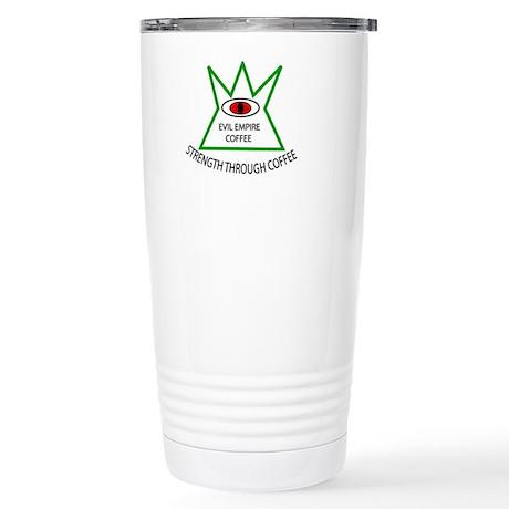 EEC Travel Mug: Strength Through Coffee