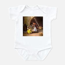 Funny Islamic art Infant Bodysuit
