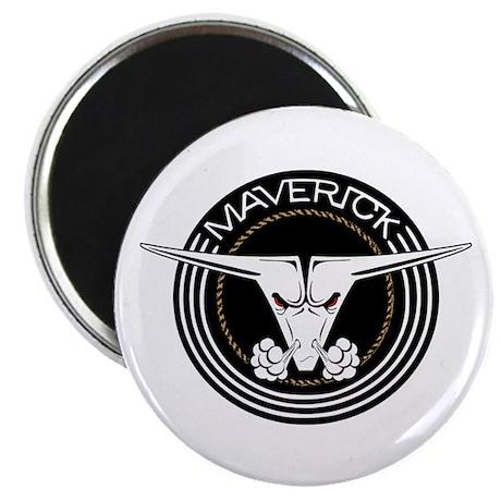 Maverick Head Magnet